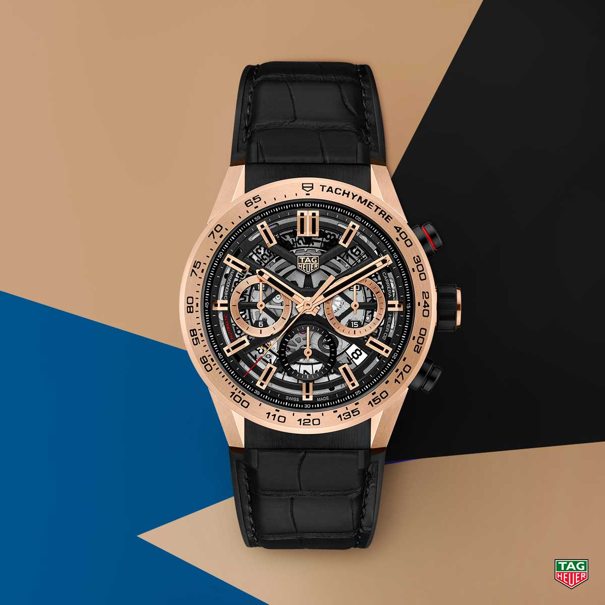New Tag Heuer Carrera Heuer 02 Replica Watches For 2018